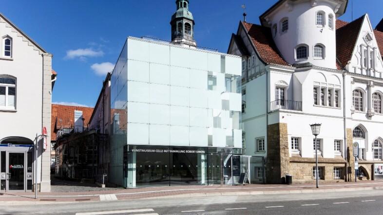 Kunstmuseum Celle-Außenansicht@Pauline_Fabry
