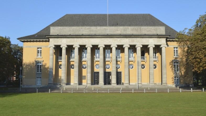 Oldenburger Kunstverein-Landtag Oldenburg NDR © Polizeidirektion Oldenburg