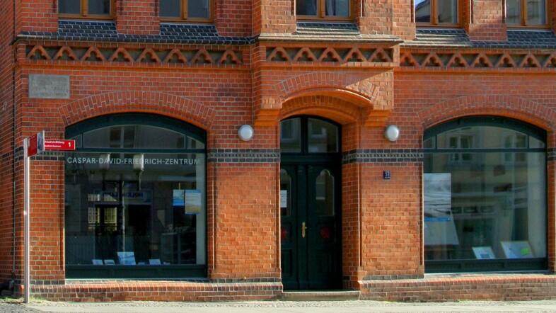 Caspar-David-Friedrich-Zentrum-Gebäude-Aussenansicht-Titelbild©cdfz