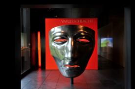 Maske aus der Dauerausstellung