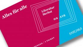 Göttinger Literaturherbst ON AIR