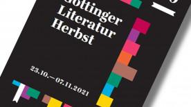 Programmheft Göttinger Literaturherbst